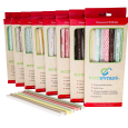 Edible Drinking Straws in 5 Flavours