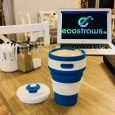 Collapsible Eco Coffee Cup