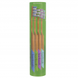 Eco Friendly Pack of 4 Bamboo Toothbrushes