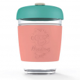 Monkey Themed Reusable Coffee Cup