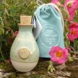 St.Brigid's Holy Well Water - Pearl Ceramic Bottle