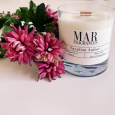 Egyptian Amber Scented Fragrance Candle