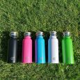 Eco Stainless Steel Thermal Bottle Family Gift Set of 5