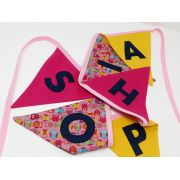Personalised Kids Bunting for Birthdays and other Occasions
