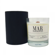 Black Raspberry and Vanilla Scented Candle