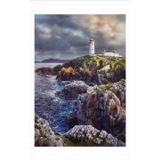 Fanad Lighthouse in Donegal Print