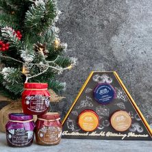 Galway Mouth Watering Flavours Tree - Hamper