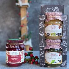 Homemade Irish Meat Sauce Condiment Selection Gift Pack