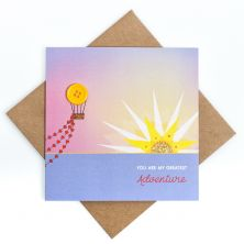 You Are My Greatest Adventure - Valentine's Day Card