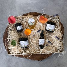 Ethical Pampering Gift Set packed with Irish Creams and Balms