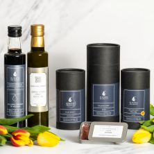 The Spring Larder Oils and Dressings Box