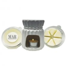Fragrance Gift Set with 2 Wax Melts and Burner