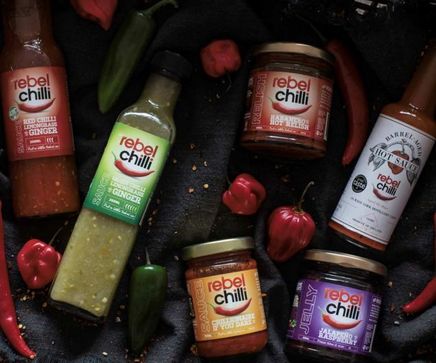 Chilli Sauce Selection Hamper with 7 Items