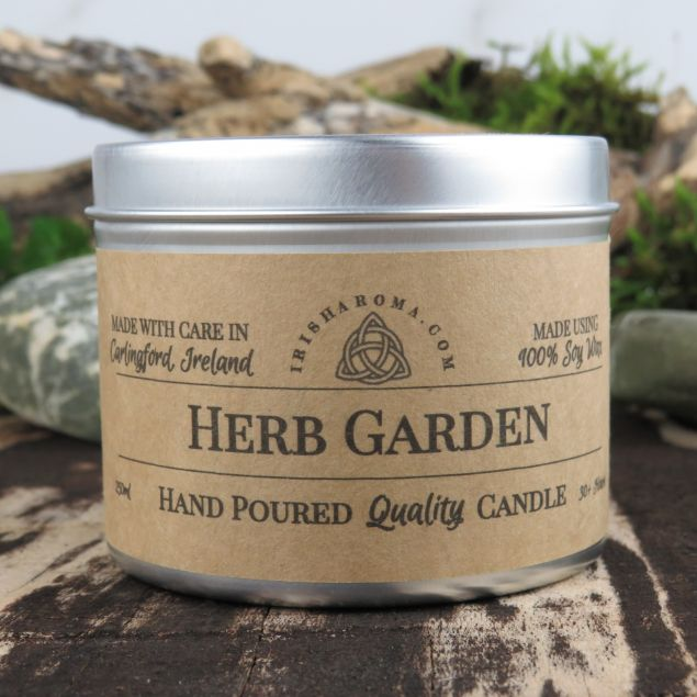 Herb Garden - Handmade Soy Candle