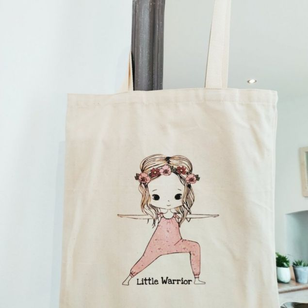 The 'Rosie' Tote Organic Cotton Bag