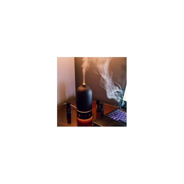 Black Stone Essential Oil Diffuser 100ml