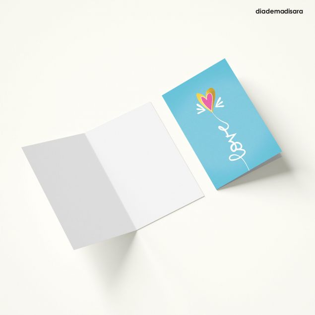 Mother's Day Love Card