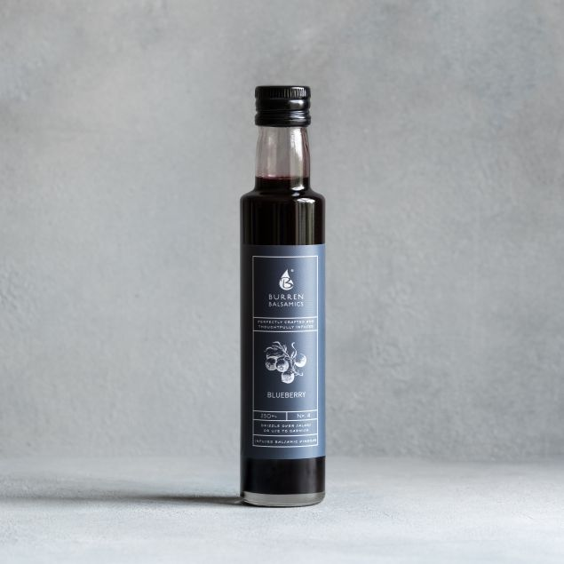 Blueberry Infused Balsamic Vinegar 100ml