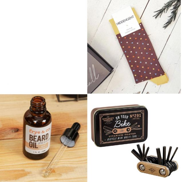 Father's Day Bicycle Gift Box