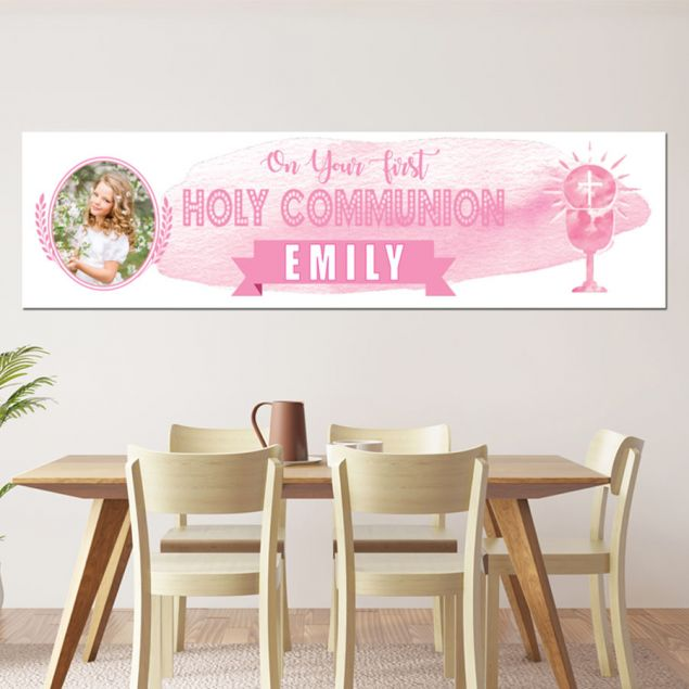Personalised Communion and Confirmation Banners