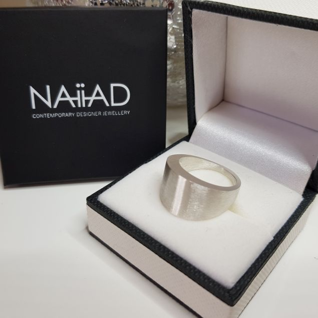 Pure Sterling Silver Ring For Him and Her